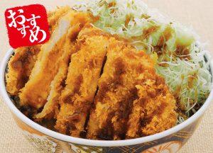肉厚ソースかつ丼 630円 / ソースかつ丼 530円